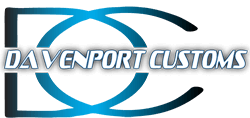 Davenport Customs's Logo
